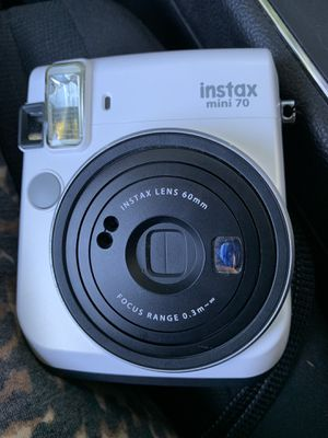Fuji film camera instax for Sale in Anaheim, CA