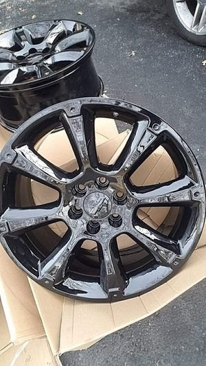 "22"" GM stock wheels rims tahoe yukon cadillac escalade GMC CHEVY for Sale in Bolingbrook, IL"