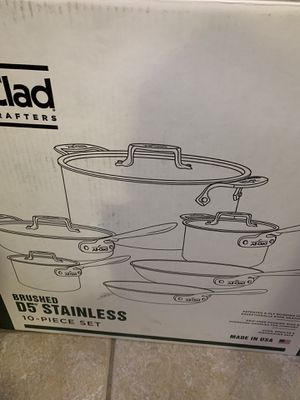 All-Clad Brushed D5 Stainless for Sale in Costa Mesa, CA