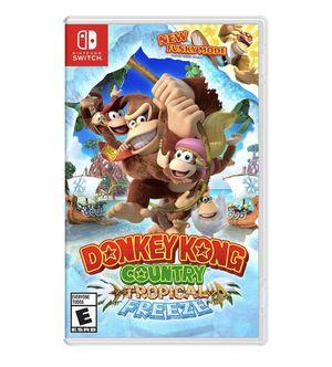 Donkey Kong Nintendo Switch for Sale in Fresno, CA