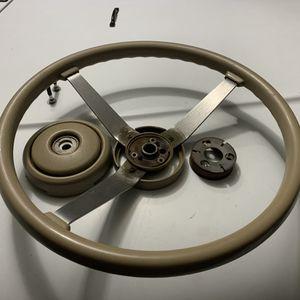 Jeep Wrangler YJ steering wheel for Sale in Clovis, CA