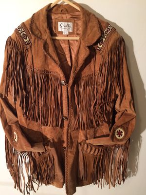 Genuine Leather Western Jacket for Sale in Canonsburg, PA