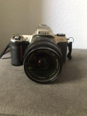 Old Nikon N65 film camera for Sale in Tampa, FL