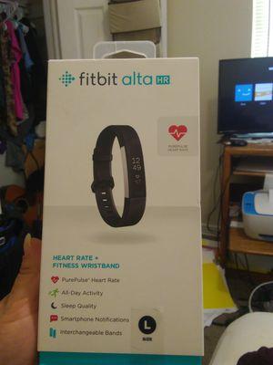 NIB Fitbit Alta HR for Sale in Dallas, TX