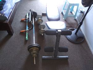 Weight Set for Sale in South El Monte, CA