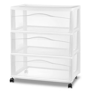 3 Drawers Cart Organizer for Sale in Brooklyn, NY