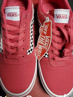Pink Van's size 3 youth - NEW for Sale in Renton,  WA