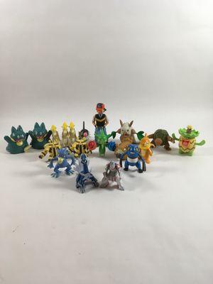 2007 JAKKS Nintendo Pokemon Figure Lot! for Sale in Portland, OR