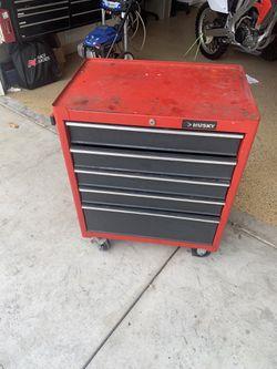 Husky toolbox for Sale in Orange, CA