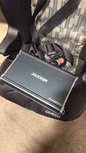 kicker cxA 1200 watts for Sale in Adelphi, MD