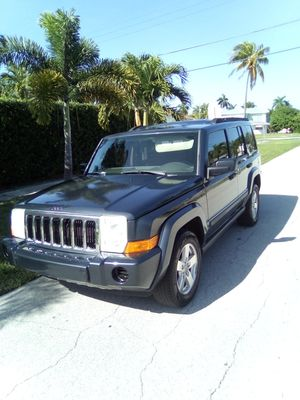 07 Jeep commander must see for Sale in Boca Raton, FL