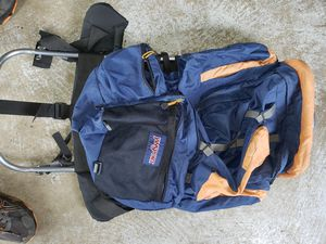 Jansport Backpacker. Good condition. Great for serious hikers and campers. for Sale in Providence, NC
