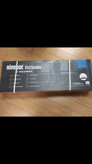 Ninebot KickScooter by Segway ES3 for Sale in Whittier, CA