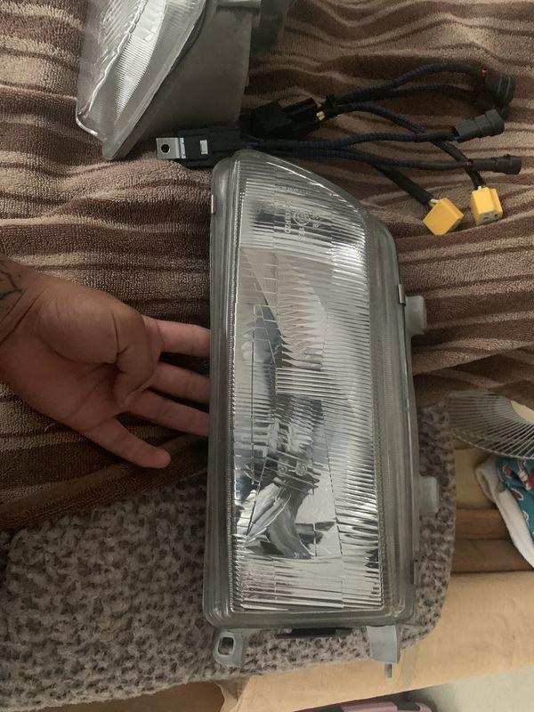 Civic 88-91 Zc headlights stanley