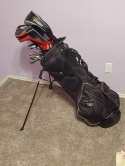 Wilson And Other Golf Clubs for Sale in Oklahoma City,  OK