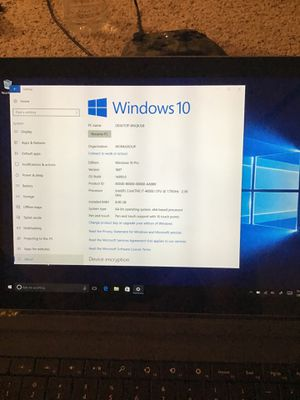 Microsoft surface pro 512 gb for Sale in Richardson, TX