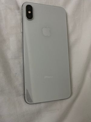 brandnew iphone xs max 256 SILVER factory unlocked for Sale in Costa Mesa, CA