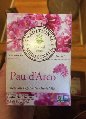Traditional Medicine Pau d'Arco tea for Sale in Alexandria, VA
