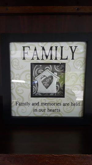 Family decorative frames for Sale in Orlando, FL