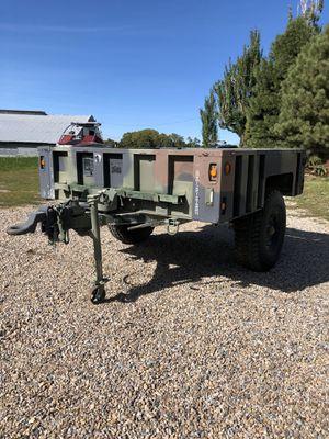 2010 Schutt M1102 Cargo / Overland Trailer for Sale in Salt Lake City, UT