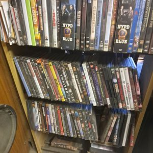 Free Movies DVD And Blue Rays for Sale in Sanger, CA
