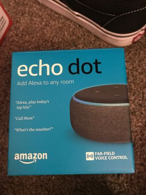 Echo dot for Sale in Phoenix, AZ
