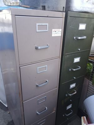 Office file cobinets for Sale in Oakland, CA