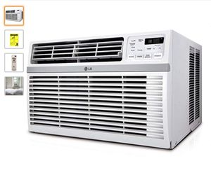 LG Energy Star Window Air Conditioner, 18,000 btu, New in box. PICK UP ONLY for Sale in Baltimore, MD