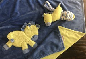 Pottery Barn Kids Blanket and Toy. for Sale in Aubrey, TX