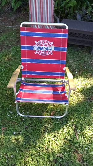 Tommy Bahama beach chair for Sale in NO FORT MYERS, FL