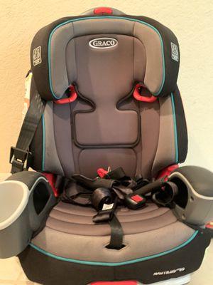 Graco Nautilus 65 3 in 1 Harness Bosster car Seat, Bravo Gray for Sale in Tampa, FL