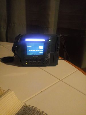 Sony 1.2 mega fd mavica pixels camera for Sale in Spring Hill, FL