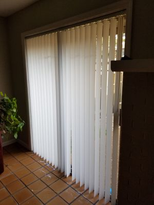 Levolor door blind for Sale in Germantown, TN