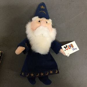 Disney Club Wizard Beanie Baby from Sword in the Stone for Sale in Ontario, CA