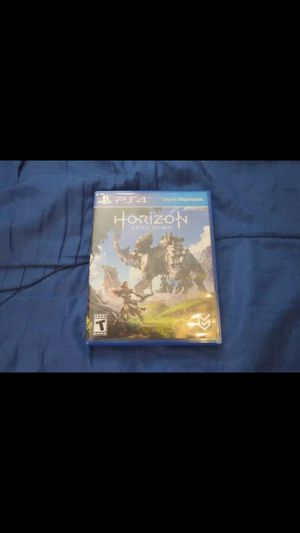 Horizon PS4 for Sale in Laveen Village, AZ