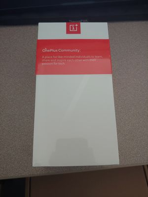 OnePlus 7 Pro - 256GB - Nebula Blue (12GB RAM) (UNLOCKED) SEALED for Sale in Anaheim, CA
