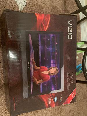 """Vizio 22"""" LED LCD HDTV for Sale in Tampa, FL"""