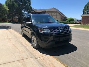 2017 Ford explorer for sale for Sale in Aurora, CO