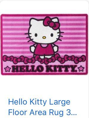 Hello kitty Area Rug for Sale in Boston, MA