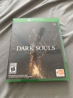 DARK SOULS REMASTERED XBOX ONE for Sale in Oakland, CA