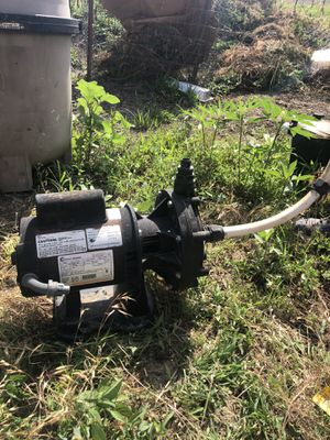 Universal Booster Pool Pump for Sale in Rose Hill, KS