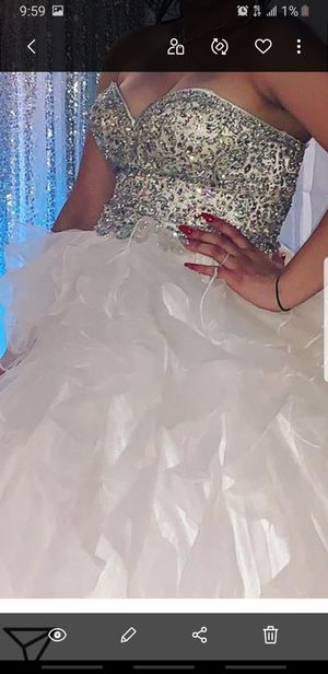 Quinceanera dress for Sale in Boston, MA