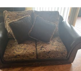 Love Seat And Sofa for Sale in Brandon,  FL