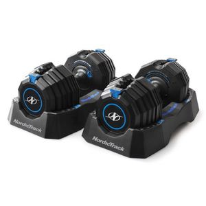 NordicTrack 55 Lbs Each Adjustable Dumbbell Set. Brand New, In Box. for Sale in Miami, FL