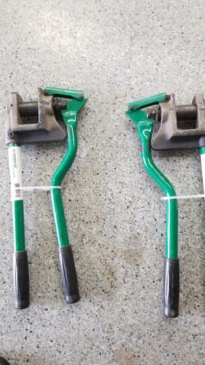 Greenlee metal stud punch for Sale in Vancouver, WA