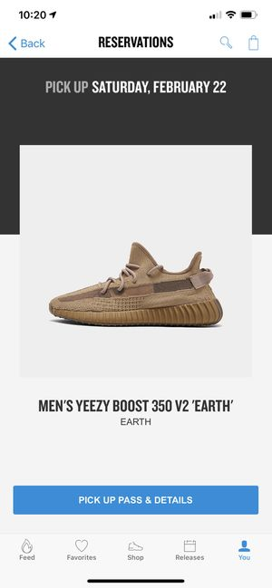 Adidas Yeezy 350 V2 Earth for Sale in Alhambra, CA