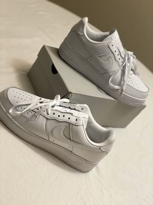 Air Force 1 white low for Sale in Ashburn, VA