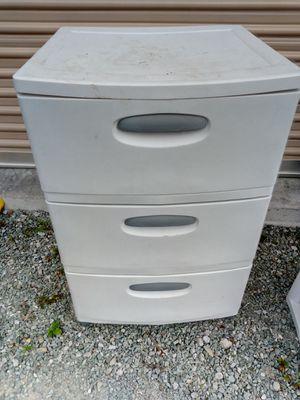 Plastic drawer organizer for Sale in Mount Vernon, WA