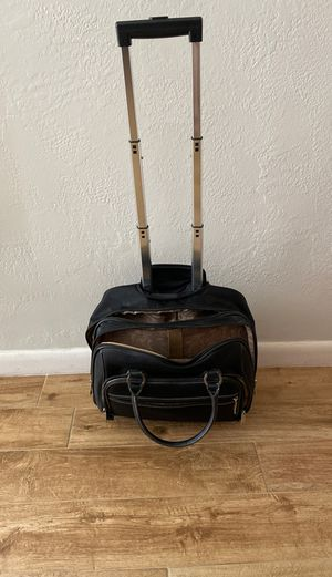 Briefcase on wheels for Sale in Largo, FL