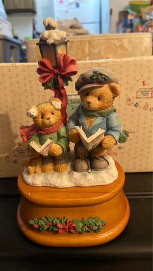 Cherished Teddies Musical Figurine for Sale in Oro Valley, AZ